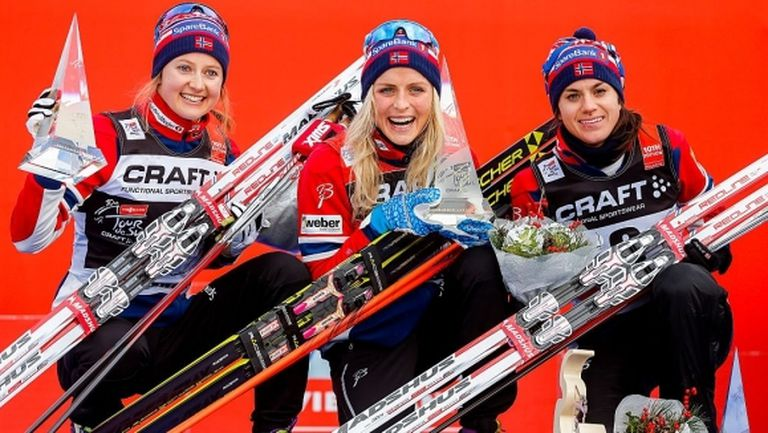 Какво да очакваме при дамите в Тур дьо ски