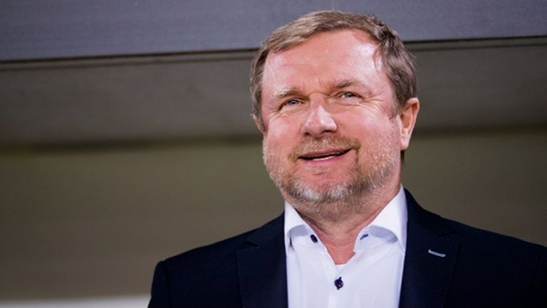 Новият треньор на Лудогорец пристигна в София