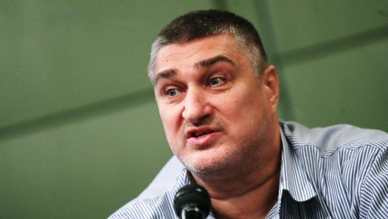 Любо Ганев за завръщането на Георги Братоев: Два разговора ни трябваха