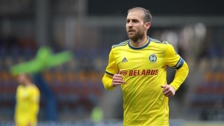 Игор Стасевич е Футболист номер 1 на Беларус, а Виктор Гончаренко е най-добър треньор