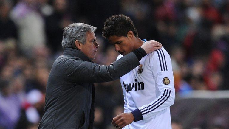 Моуриньо иска в Тотнъм играч на Реал Мадрид