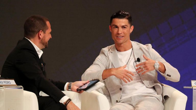 Кристиано говори за плановете си след футбола