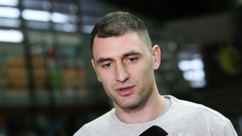 Цецо Соколов: Празници са, но всички сме тук, за да играем за България (видео)