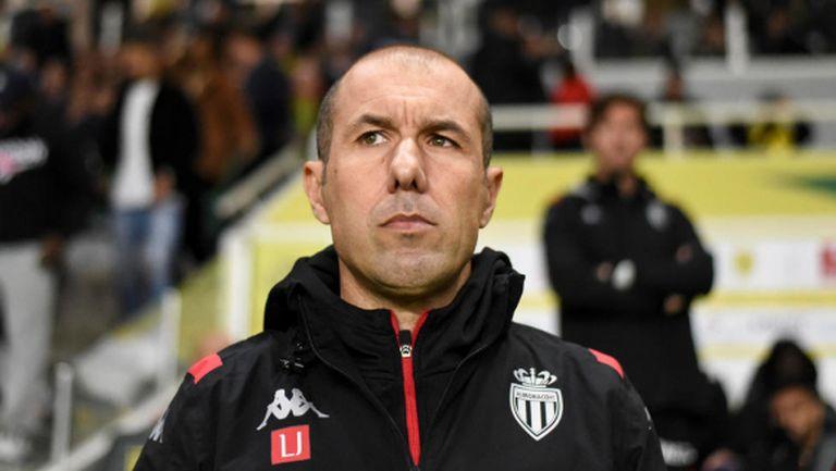 Монако отново уволни Леонардо Жардим