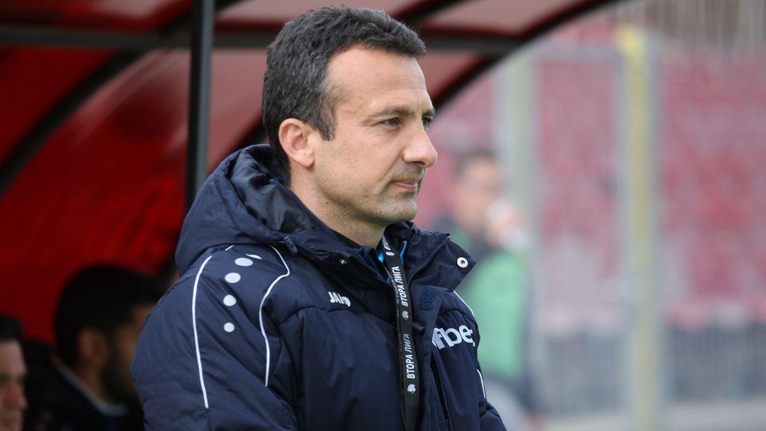 Дубълът на Ботев (Враца) с нов треньор