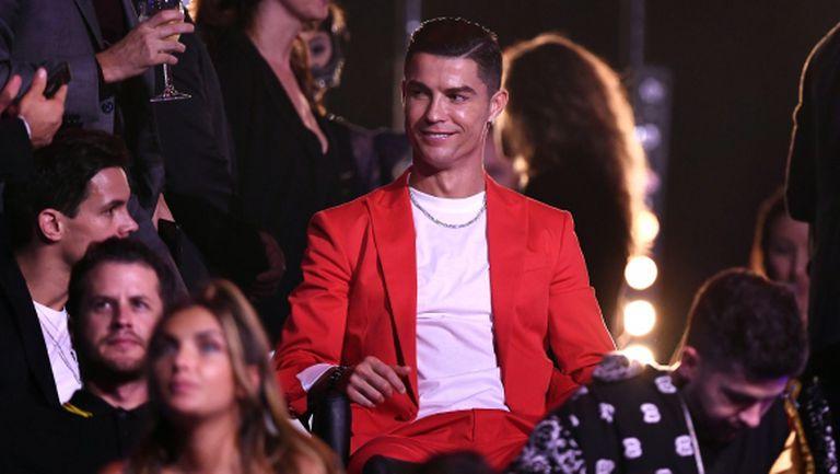 Корадо Катани урежда Роналдо с роля във филм