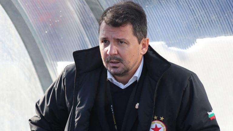 Треньорът на ЦСКА-София: Бием Левски и тръгваме нагоре!
