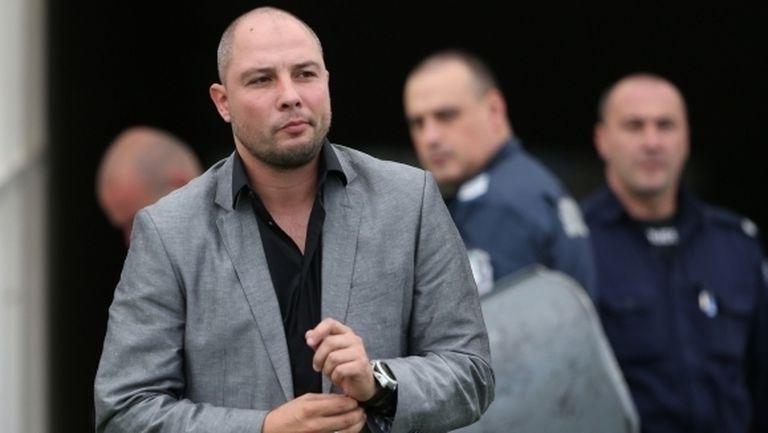 Букарев отрязал Локо (София) заради ниска заплата