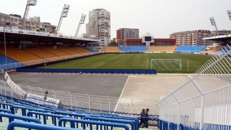 """Подобреният стадион """"Ефбет Арена"""" мечтае за лиценз за Лига Европа"""