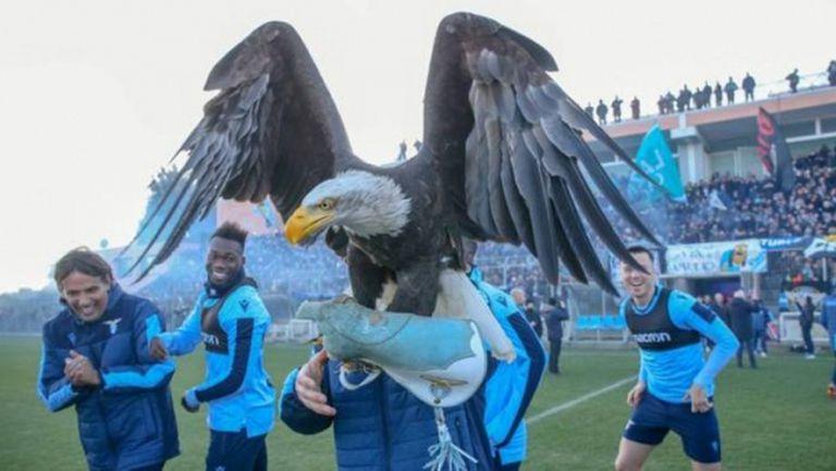 12 000 на първата тренировка на Лацио след триумфа за Суперкупата (видео)