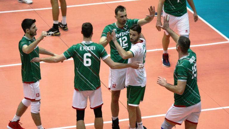България измъкна трудна победа над Египет в първата контрола (видео + галерия)