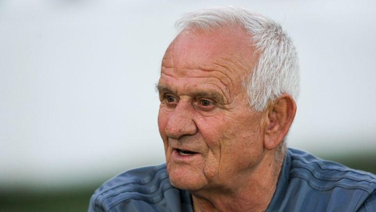 Люпко има само едно отпадане срещу тим от бивша Югославия