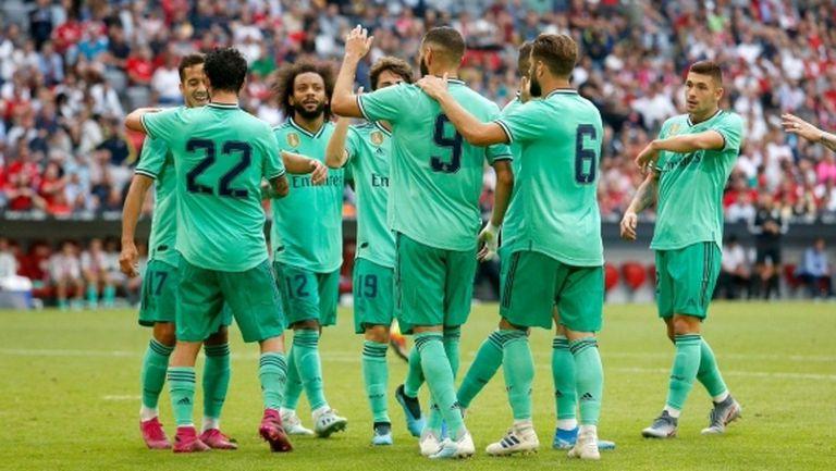 Това е най-слабата предсезонна подготовка за Реал Мадрид от 39 години насам