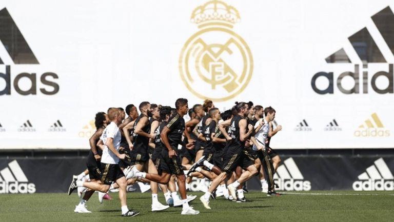 Бейл поднови тренировки с Реал Мадрид