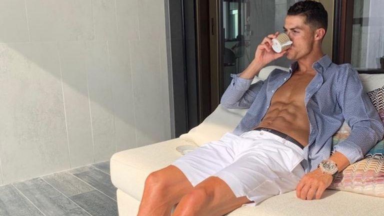 Роналдо продаде къща на бивш съотборник (видео)