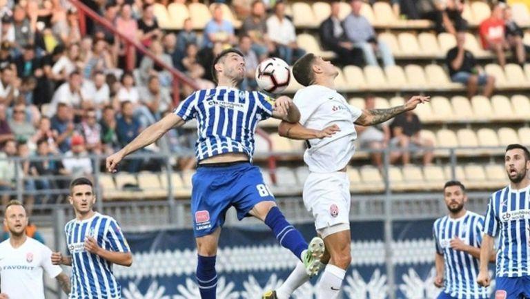 УЕФА може да накаже съперника на ЦСКА-София в Лига Европа