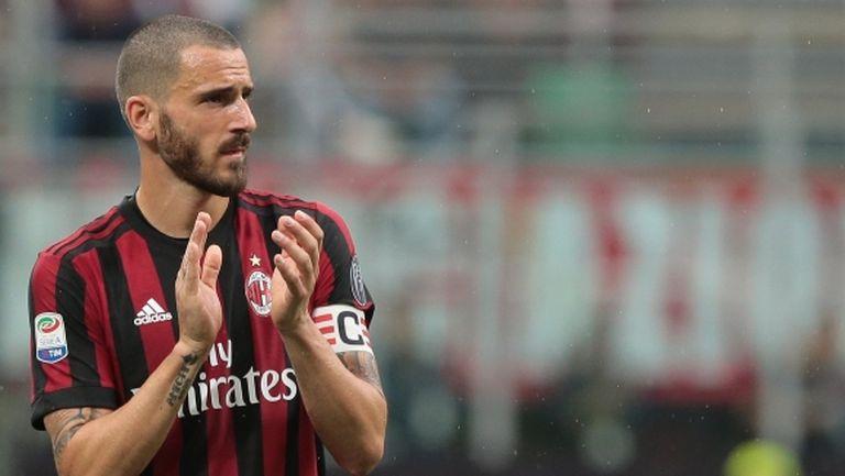 Фасоне: Сбъркахме с трансфера на Бонучи в Милан, Кристиано беше готов да дойде