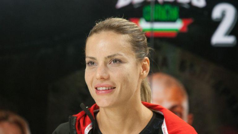 Памела Треан пред Sportal TV: Загрявам с Лъвицата за битката ми за европейската титла