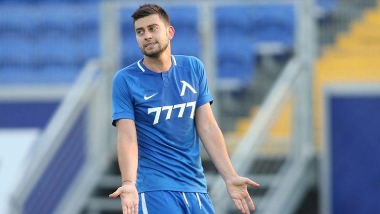 """Готви ли се нов сериозен трансфер в Левски? Италианци искат """"синята"""" голова машина"""