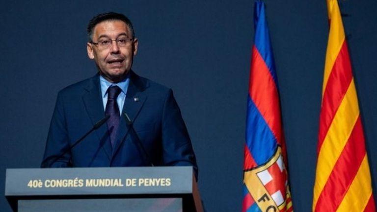 Ръководителите на Барселона със спешна среща в Маями