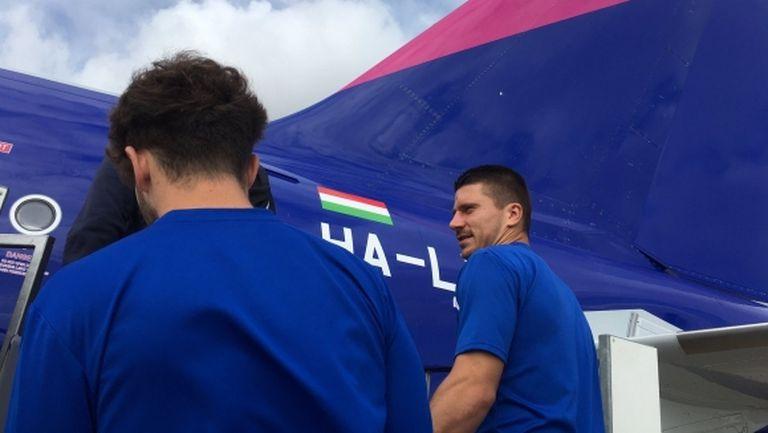 Съперникът на Лудогорец отпътува за България