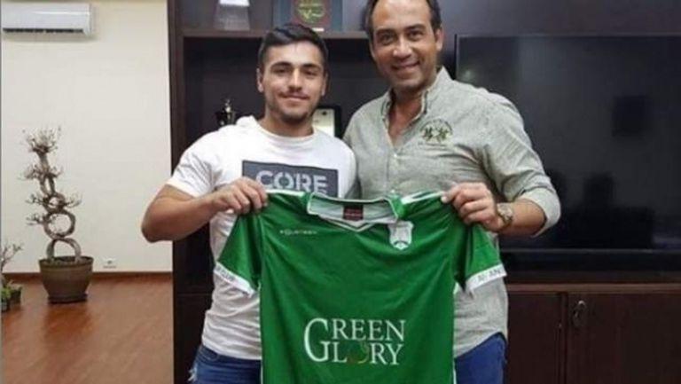 Талант на Локо (Пд) подписа с клуб от Ливан