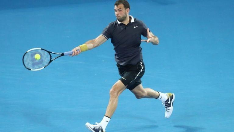 Димитров и Нишикори се отказаха от участието си на двойки в Торонто