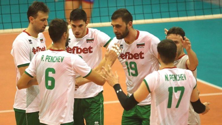 """България започва мисия """"Токио 2020"""" срещу Египет"""