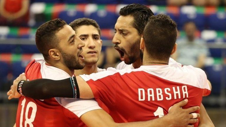 Египет срази Пуерто Рико на олимпийската квалификация във Варна (видео + снимки)