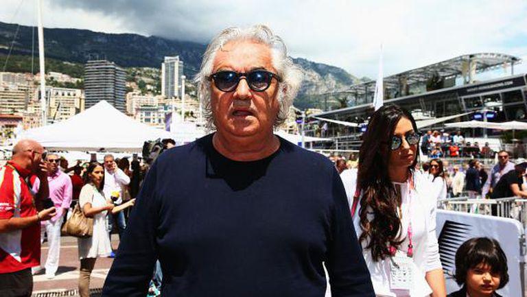 Флавио Бриаторе с нова кариера, далеч от Ф1