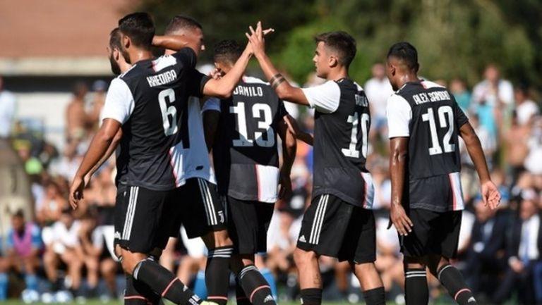 Дибала събра овациите с два гола за Ювентус (видео)
