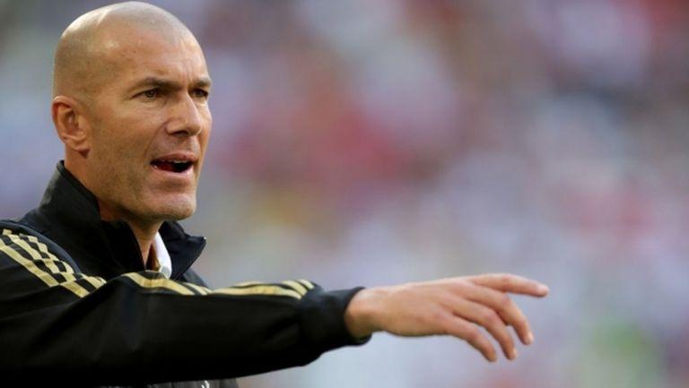 Зидан е недоволен от втората най-скъпа покупка на Реал