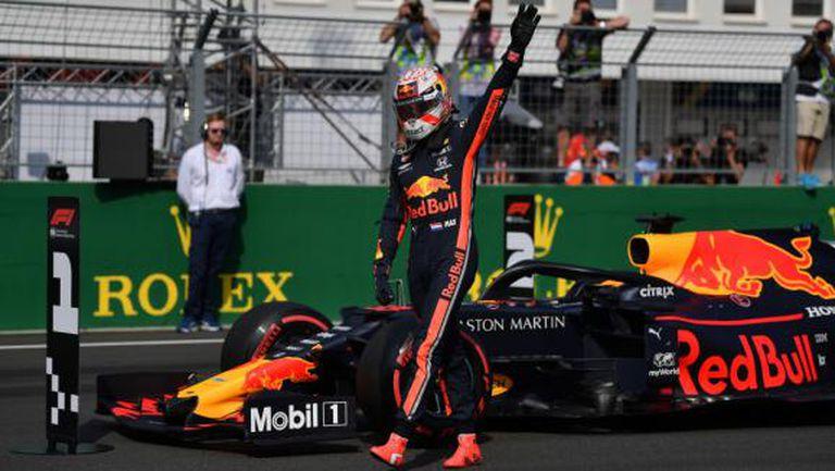 Верстапен се надява на още 15 години във Ф1