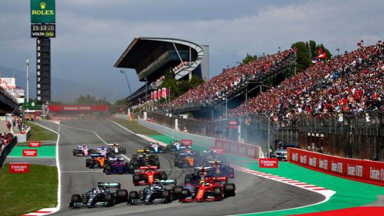 Испания остава във Ф1 още поне година