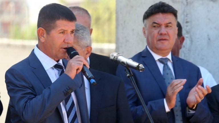 Босът на Ботев Пд обяви кога ще е готово и колко ще струва новото бижу на България (видео)