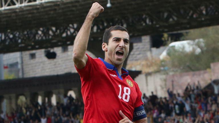 Феноменален мач на Мхитарян срещу Босна и Херцеговина, ЕП не е мираж за Армения