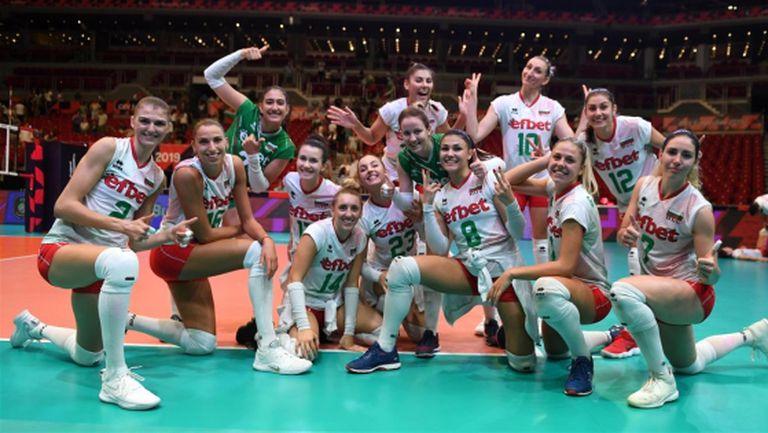 България се изкачи до №7 в Европа