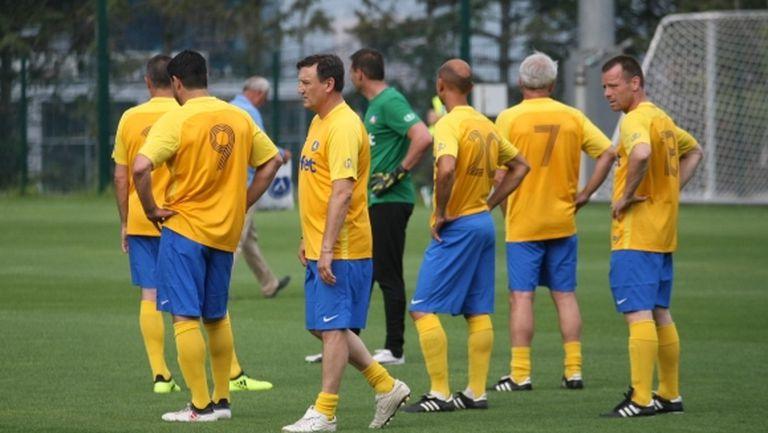 Ветераните на Левски идват за 100 години футбол в Горна Оряховица