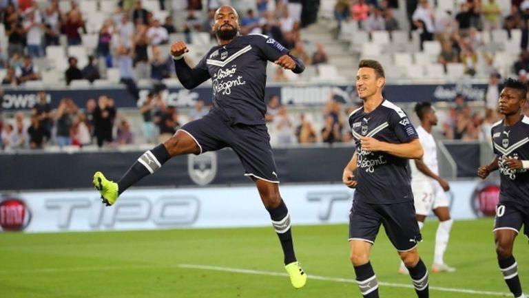 Бордо удължи успешната си серия срещу Метц