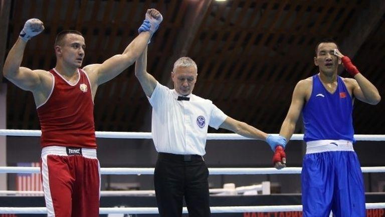 И Панталеев на 1/4-финал на Световното