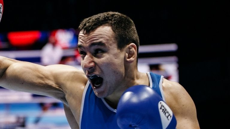 Радослав Панталеев остана с бронз на Световното
