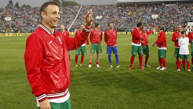 Стоичков разкри, че Бербатов преговарял с Барселона
