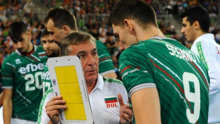 Силвано Пранди остава начело на България! Поставиха му едно условие