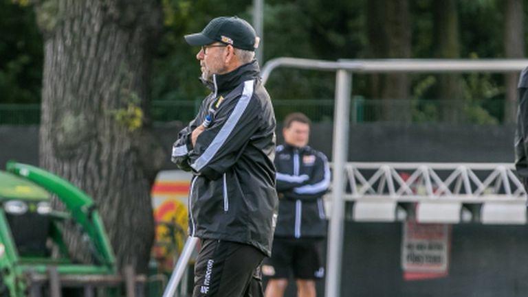 Унион (Берлин) преподписа с треньора си