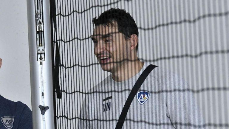 """Владо Николов """"изля душата"""" си за българския волейбол"""