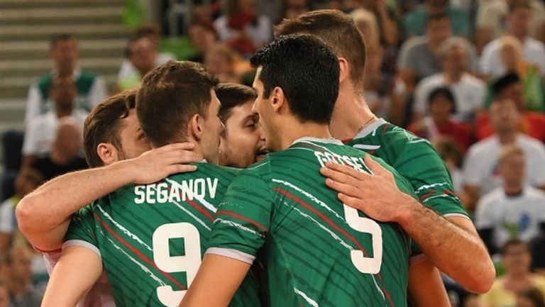 България остана на 11-о място на Евроволей 2019