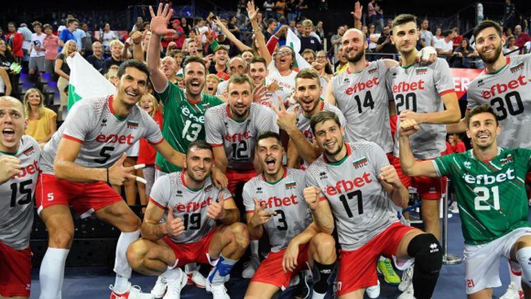 България ще е в кошмарна група на олимпийската квалификация в Берлин