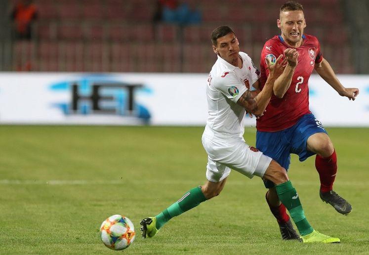 Чехия - България 2:1