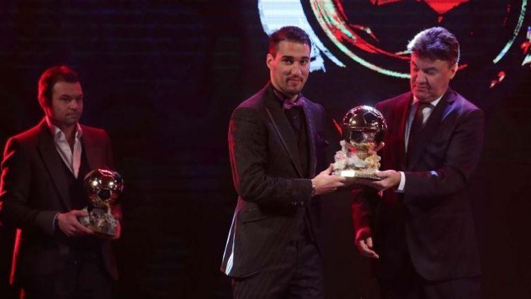 Ивелин Попов е футболист №1 на България