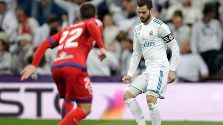 Реал Мадрид - Нумансия 2:2